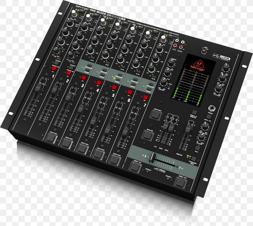 DJ Mixer Audio Mixers Behringer Disc Jockey, PNG, 2000x1789px, Watercolor, Cartoon, Flower, Frame, Heart Download Free
