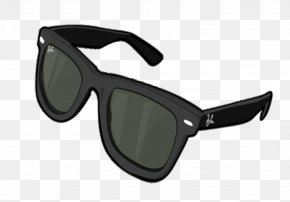 Sunglasses - Goggles Sunglasses Light PNG