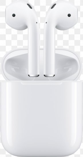 Air Pods - AirPods Microphone Apple Earbuds Headphones IPhone PNG