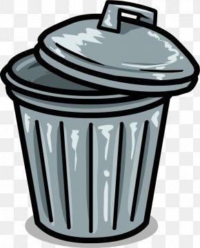 Trash - Rubbish Bins & Waste Paper Baskets Recycling Bin Clip Art PNG