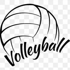 Volleyball - Beach Volleyball Volleyball Net Sport Clip Art PNG