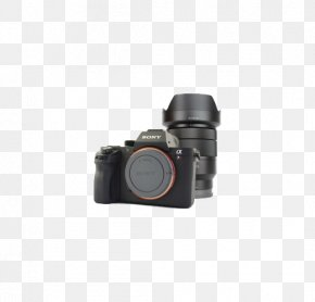 Full Frame Single Micro,Sony - Camera Lens Canon EOS-1D X Single-lens Reflex Camera PNG
