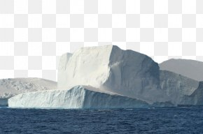 Sea Iceberg - Iceberg Arctic Ocean Polar Ice Cap Icon PNG