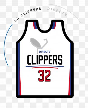 NBA Jersey Design - 2017–18 NBA Season T-shirt Los Angeles Clippers Jersey Basketball PNG