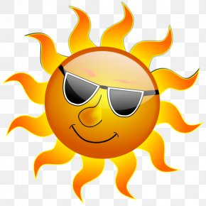 Summer Cliparts - Weather Forecasting Summer Heat Wave Clip Art PNG