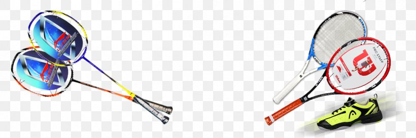 Badminton Racket Shuttlecock, PNG, 1151x384px, Badminton, Cable, Electronics Accessory, Net, Product Design Download Free