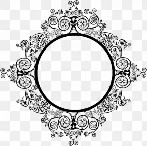 Lace Frame - Picture Frames DeviantArt Ornament PNG