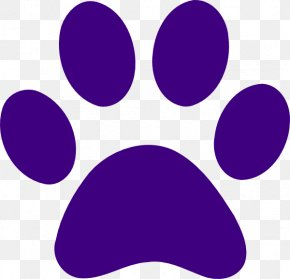 Paw Print Outline - Paw Royalty-free Clip Art PNG