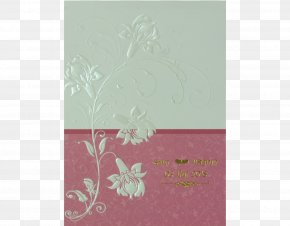 Greeting Card Wedding Invitation - Wedding Invitation Pink M Convite Rectangle PNG