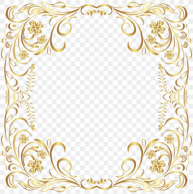 Picture Frame, PNG, 7987x8000px, Rectangle, Area, Border, Pattern, Photography Download Free