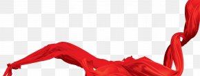 Red Ribbon - Ribbon Computer File PNG