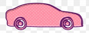 Pink Vehicle Icon - Auto Icon Automobile Icon Car Icon PNG