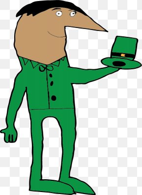 Happy St Patricks Day - Human Behavior Cartoon Organism Character Clip Art PNG