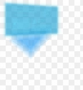Hologram - Blue Aqua Turquoise Teal PNG