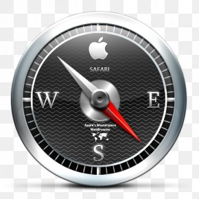 Black Compass - Safari Apple Icon Image Format Icon PNG