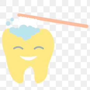 Vector Tooth Toothbrush To Brush Your Teeth Free Pictures - Toothbrush Tooth Brushing PNG