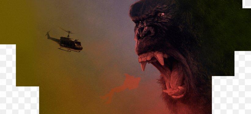 King Kong Film Director MonsterVerse Monster Movie, PNG, 1200x550px, King Kong, Ape, Cinema, Face, Facial Hair Download Free