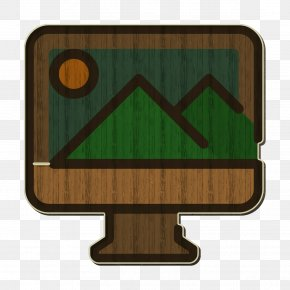 Signage Sign - Wood Icon PNG