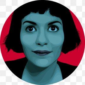 Ilya Kuvshinov - Audrey Tautou Amélie Fan Art Visual Arts PNG