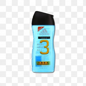 Adidas Men's Functional Shampoo Shower GelWater Yun Shu Yun - Shower Gel Shampoo Bathing PNG