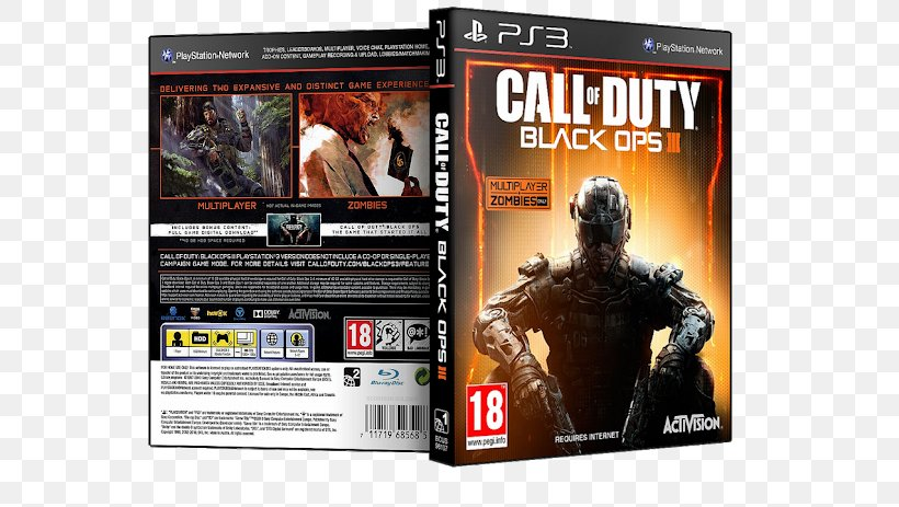 Call Of Duty: Black Ops III Call Of Duty 4: Modern Warfare PlayStation 3 Call Of Duty: Infinite Warfare, PNG, 600x463px, Call Of Duty Black Ops Iii, Call Of Duty, Call Of Duty 3, Call Of Duty 4 Modern Warfare, Call Of Duty Black Ops Download Free