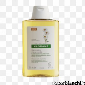 Shampoo - KLORANE Golden Highlights Shampoo With Chamomile Lotion KLORANE Golden Highlights Shampoo With Chamomile Hair PNG