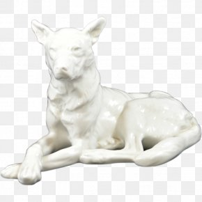 Dog - Statue Figurine Dog Canidae Mammal PNG