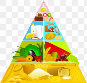 Food Pyramid - Food Pyramid Stock Illustration Clip Art PNG