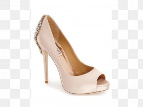 Wedding Shoes - Court Shoe High-heeled Shoe Wedding Shoes Dress PNG