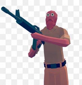 Gun Superhero - Gun Cartoon PNG