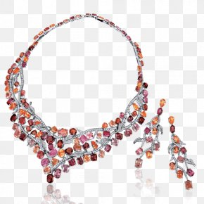 Necklace - Necklace Jewellery Earring Gemstone Sapphire PNG