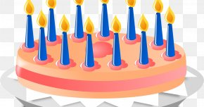 Cake - Frosting & Icing Cupcake Birthday Cake Clip Art PNG