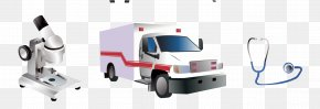 Vector Ambulance - Hospital Health Care First Aid PNG