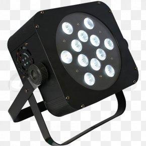 LED Stage Lighting - LED Stage Lighting Parabolic Aluminized Reflector Light PNG