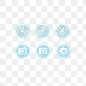 Lightning And Camera Icon - Black Lightning Icon PNG
