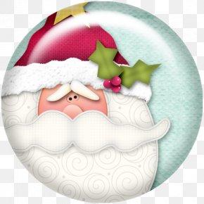 Santa Claus - Santa Claus Christmas Ornament Candy Cane Clip Art PNG