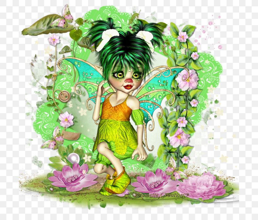 Floral Design Fairy Flowering Plant, PNG, 700x700px, Floral Design, Art, Fairy, Fictional Character, Flora Download Free