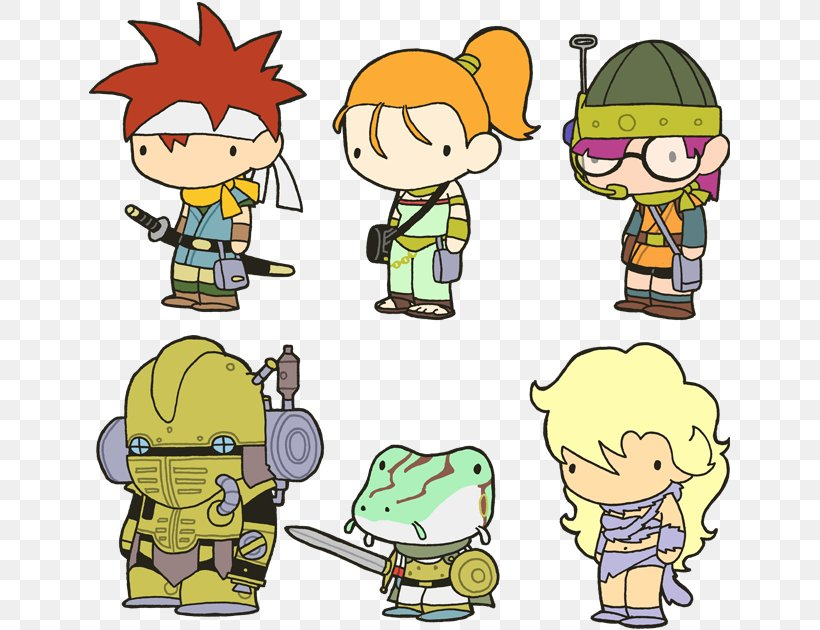 Chrono Trigger Crono Lucca Frog Clip Art, PNG, 650x630px, Chrono Trigger, Area, Artwork, Buffy The Vampire Slayer, Cartoon Download Free