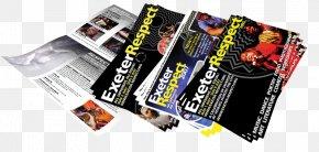 Drink Night Flyer - Exeter Respect CIC Brand Brochure Nigel Pennington Graphic Design PNG