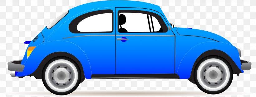 Car Volkswagen Beetle Clip Art, PNG, 2182x834px, Car, Animation, Automotive Design, Automotive Exterior, Blue Download Free