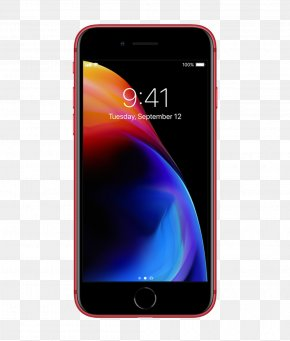 Hülle Iphone 8 Plus Apple - Apple IPhone 8 Plus IPhone X Product Red PNG