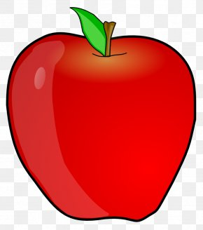 Apple Clip Art - Ten Apples Up On Top! Clip Art PNG