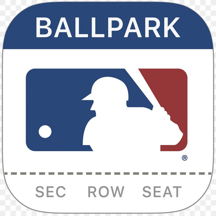 MLB Major League Baseball Postseason Major League Baseball Logo Coors Field, PNG, 1024x1024px, Mlb, Area, Baseball, Baseball Park, Blue Download Free