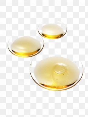 Yellow Oil Droplets - Oil Yellow Gold PNG