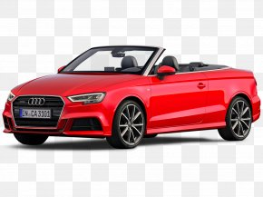 Audi - Audi Cabriolet Car 2018 Audi A3 Convertible PNG