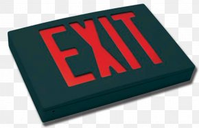 Exit Signs Pictures - Exit Sign Light Emergency Exit Clip Art PNG