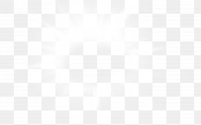 Sunshine - Line Symmetry Black And White Angle Pattern PNG
