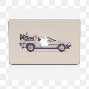 Back To The Future Delorean - Back To The Future Art AllPosters.com Printmaking Canvas Print PNG