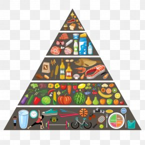 Food Pyramid - Nutrient Food Pyramid Nutrition Healthy Eating Pyramid Diet PNG