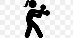 Boxing - Women's Boxing Sport Computer Icons Boxing Glove PNG